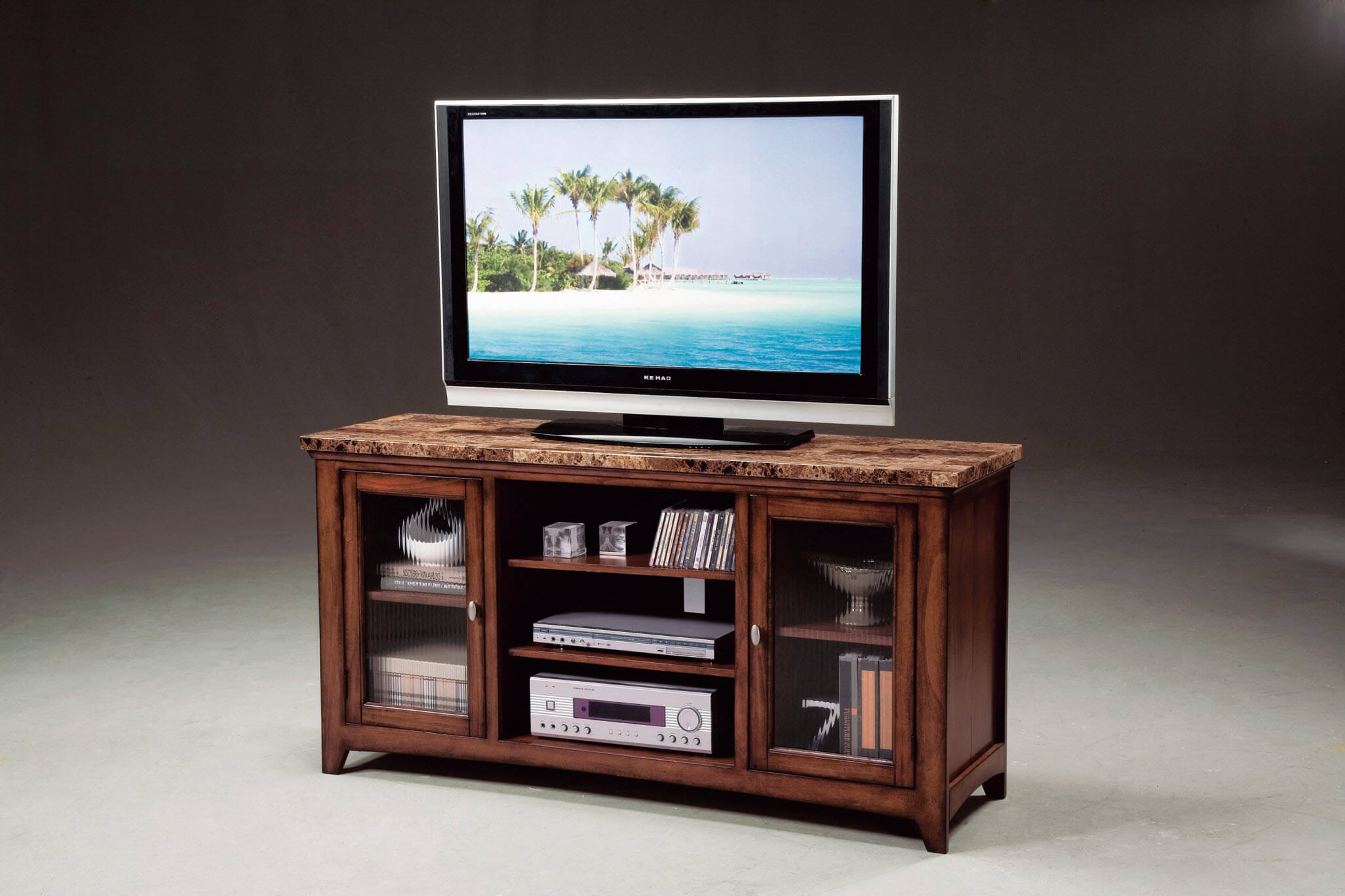 Crown Mark Thurner Tv Stand Entertainment Furniture