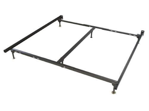 Albion King Metal Bed Frame | Frames
