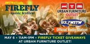 Urban Furniture Firefly Giveaway