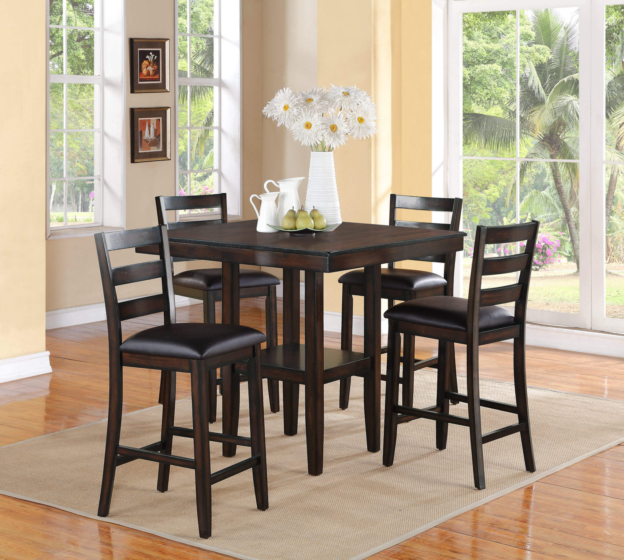 Counter Dining Room Sets: Dining Room Furniture Sets