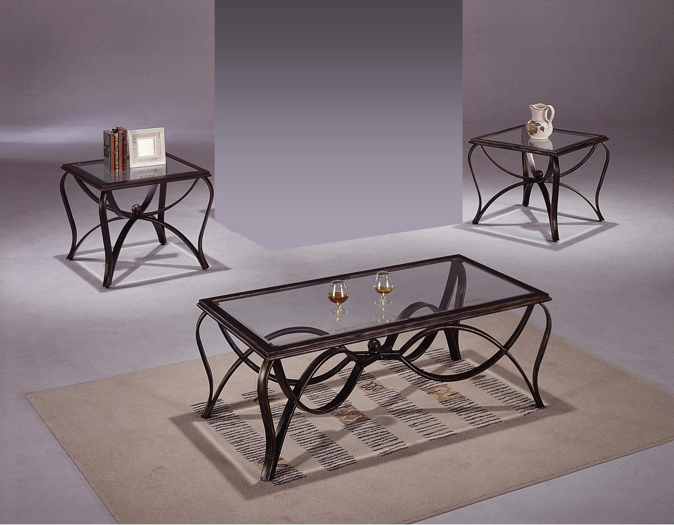 Monarch Coffee and End Table Set | Occasional Tables