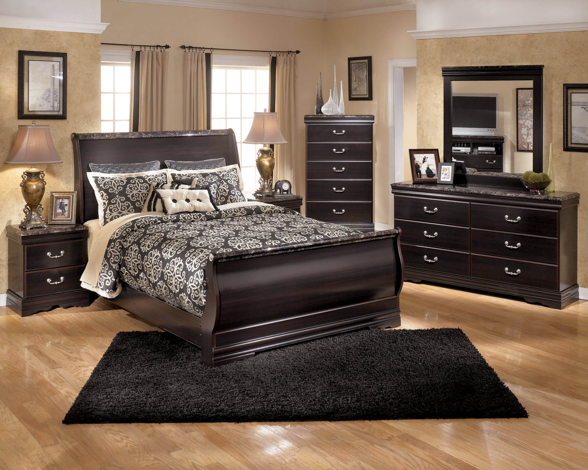 queen vintage only casual furniture signature design light com sized component bittersweet sleigh ashley amazon bedroom headboard piece set dp