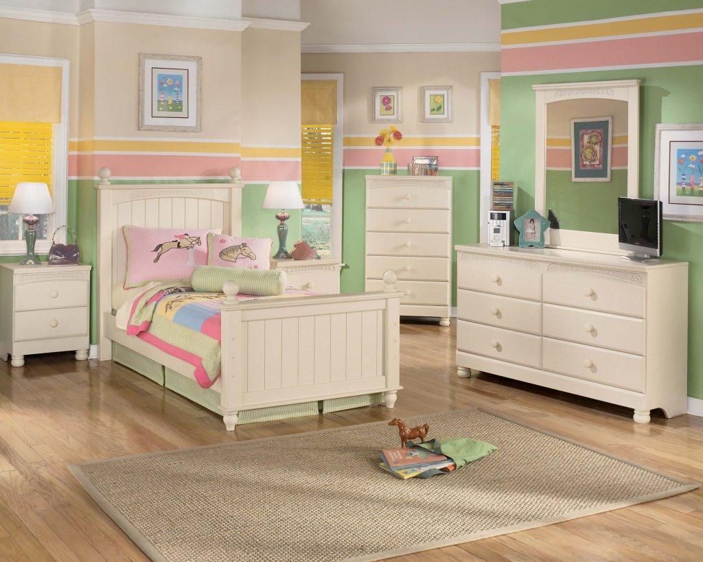 Cottage retreat ashley bedroom set kids 39 bedroom sets - Cottage retreat collection bedroom furniture ...