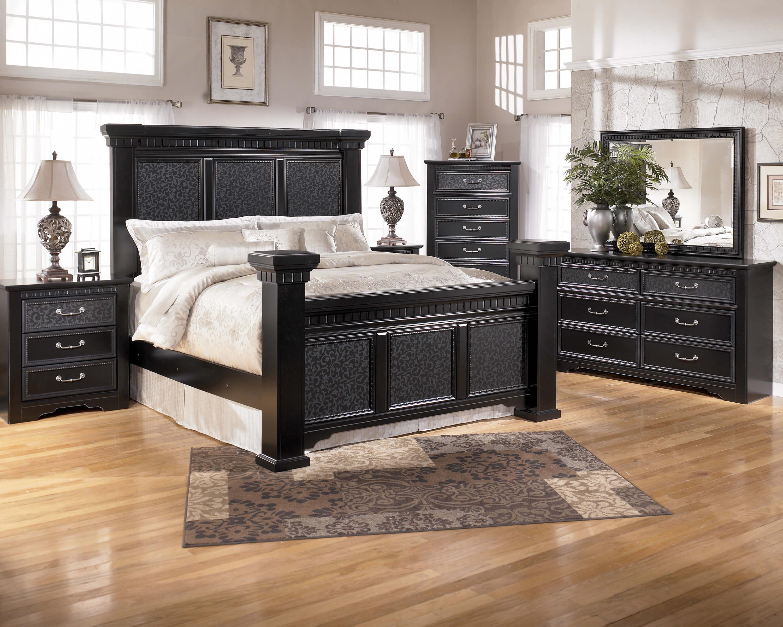 Adjustable Beds Reviews >> Cavallina Ashley Bedroom Set | Bedroom Furniture Sets