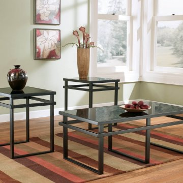 Ashley Laney Coffee and End Table Set