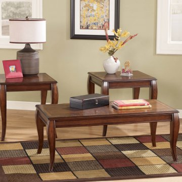 Ashley Mattie Coffee and End Table Set