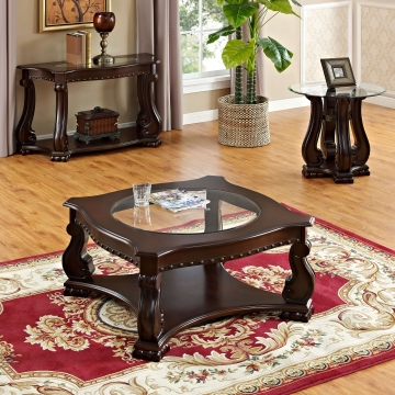 Madison Coffee Table by Crown Mark