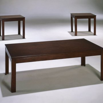 Crown Mark Pierce Coffee and End Table Set