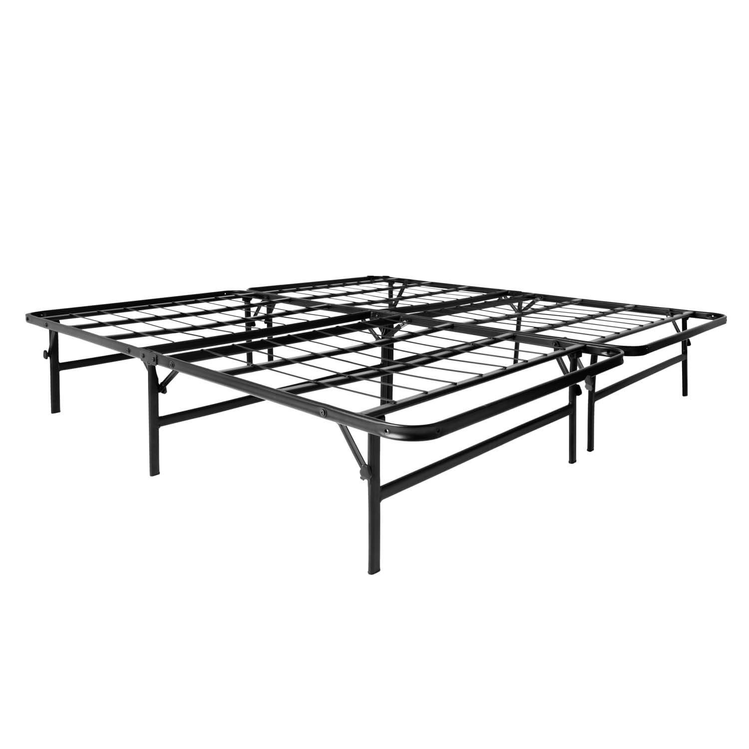 Malouf High Rise Bed Frame Mattresses