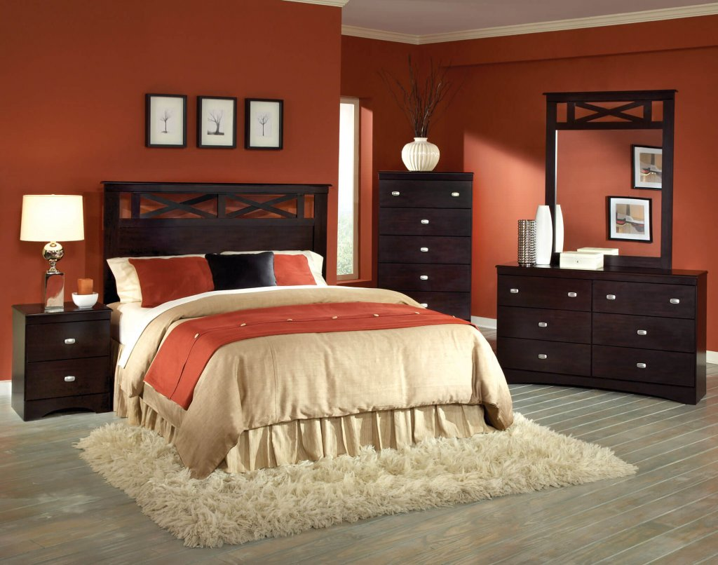 Kith Tyler Merlot Bedroom Set Kids Bedroom Sets