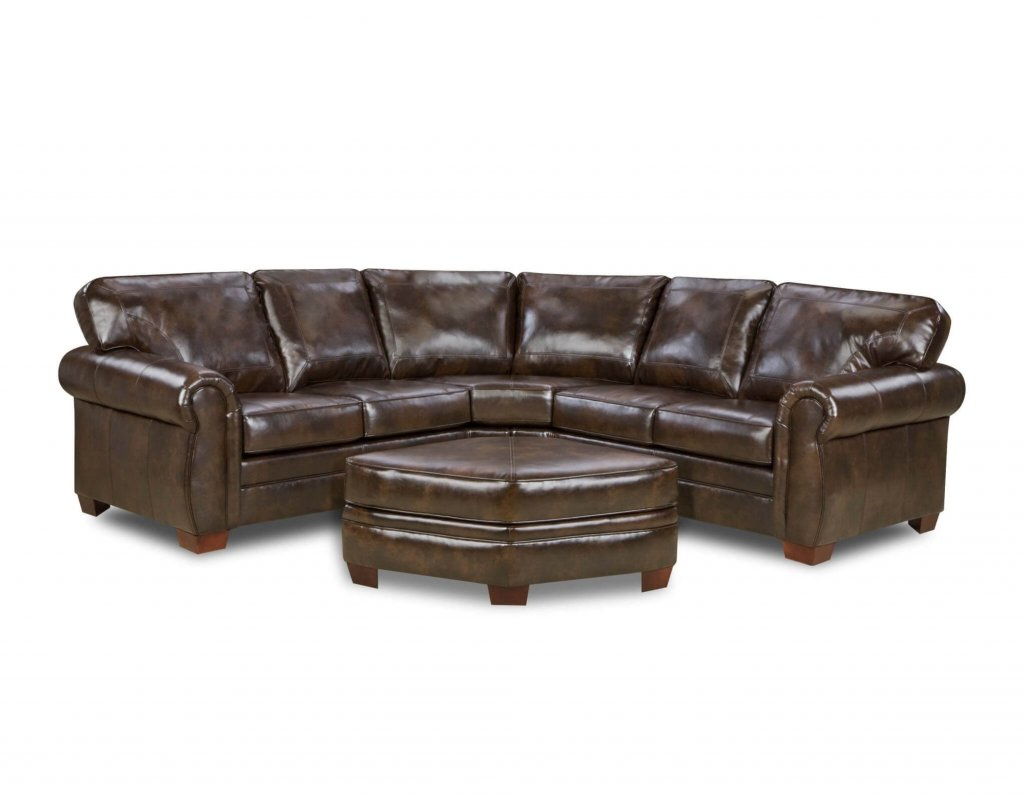 Simmons panama espresso sectional sectional sofas - Simmons living room furniture sets ...