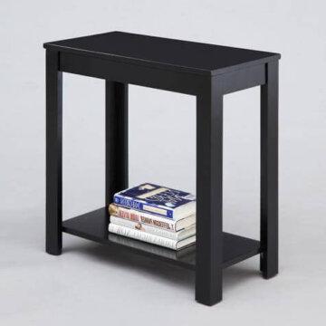 Black Crown Mark Pierce Side Table