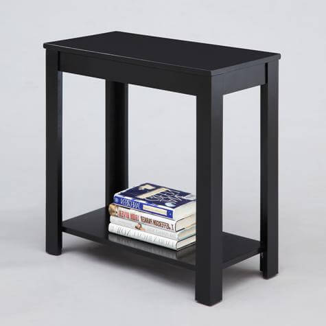 Black Crown Mark Pierce Side Table