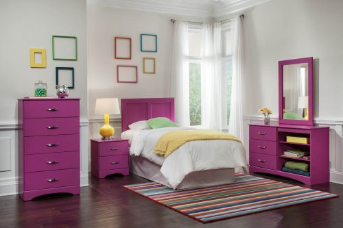 171 Kith Raspberry Kids Bedroom Set