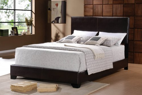 Brown Erin Bed from Crown Mark