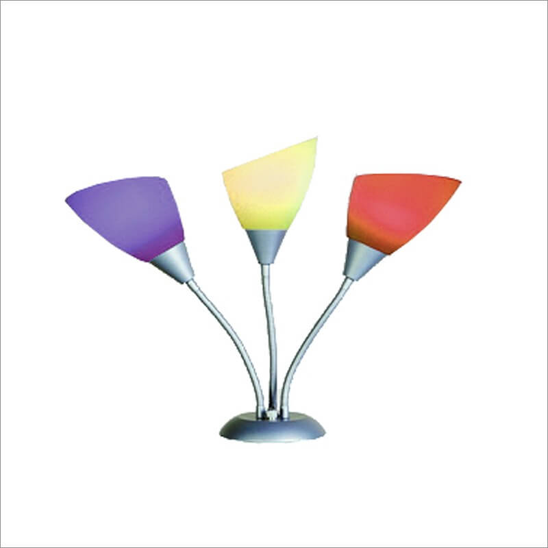 Color Table Lamp