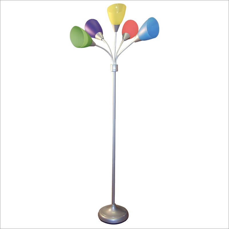 Color Floor Lamp