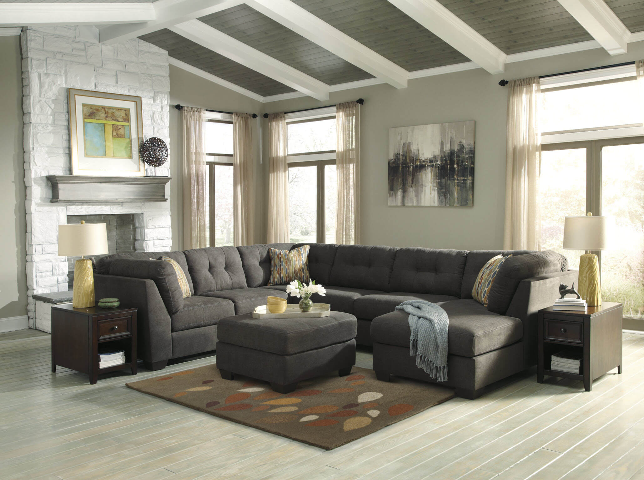 Delta City Steel Sectional