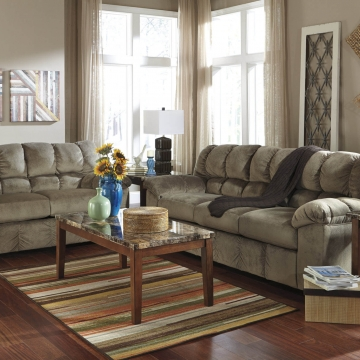 Julson Dune Sofa and Loveseat