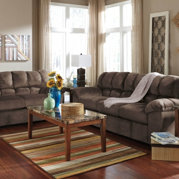 Julson Cafe Sofa and Loveseat