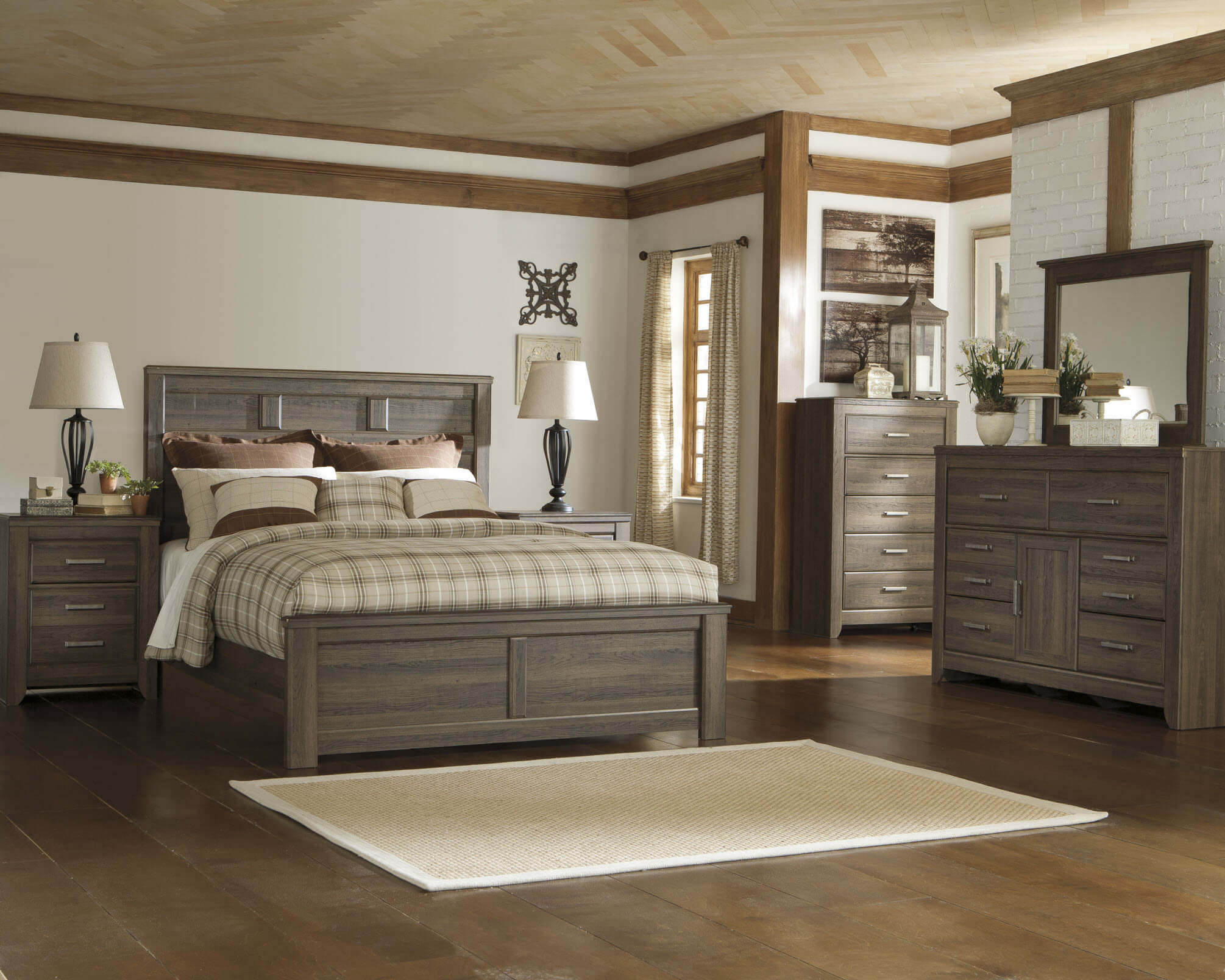 Juarano Ashley Bedroom Set Bedroom Furniture Sets