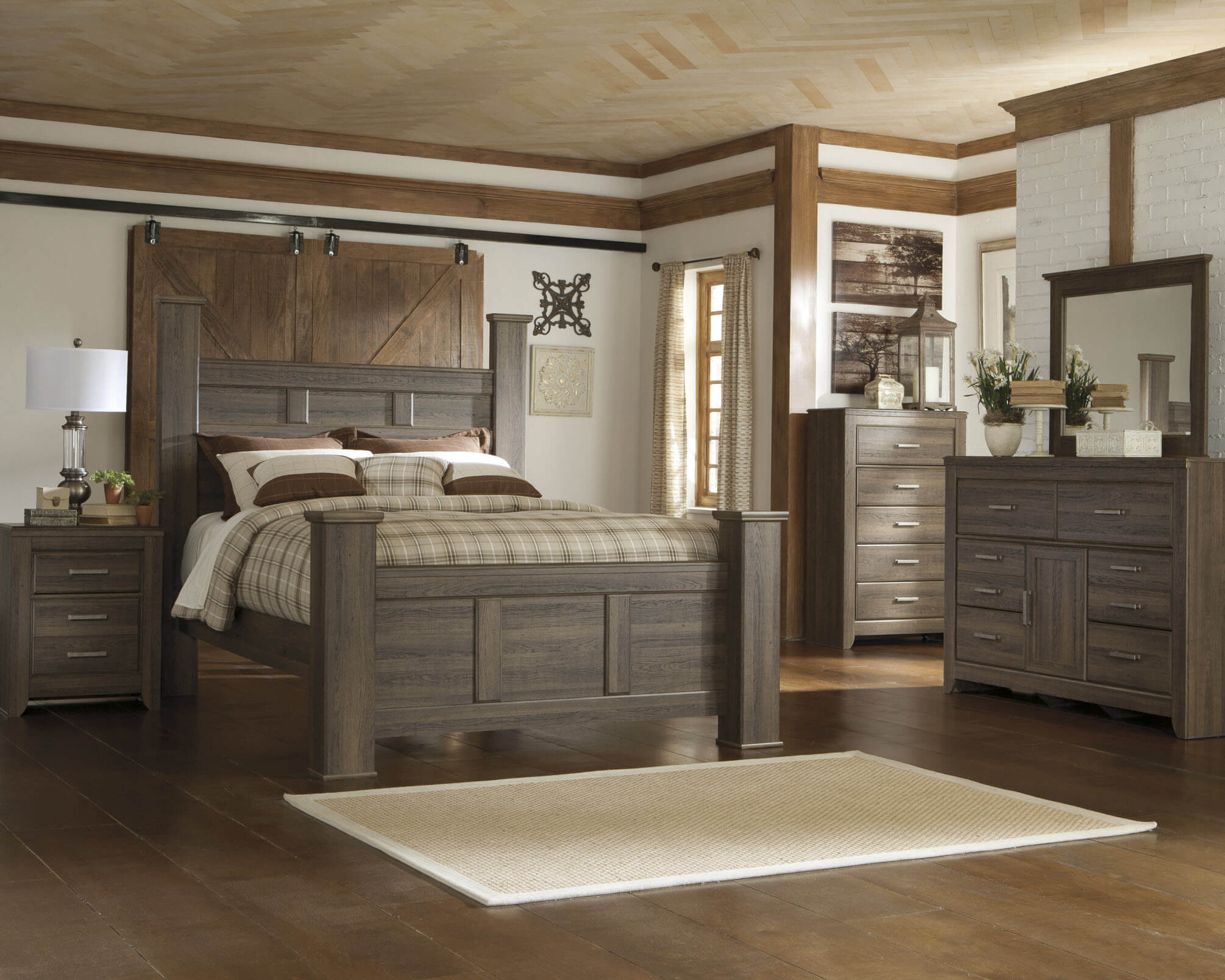 Juarano Ashley Bedroom Set | Bedroom Furniture Sets