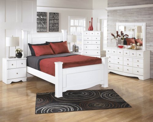 B270 Weeki Ashley Bedroom Set-DISCONTINUED