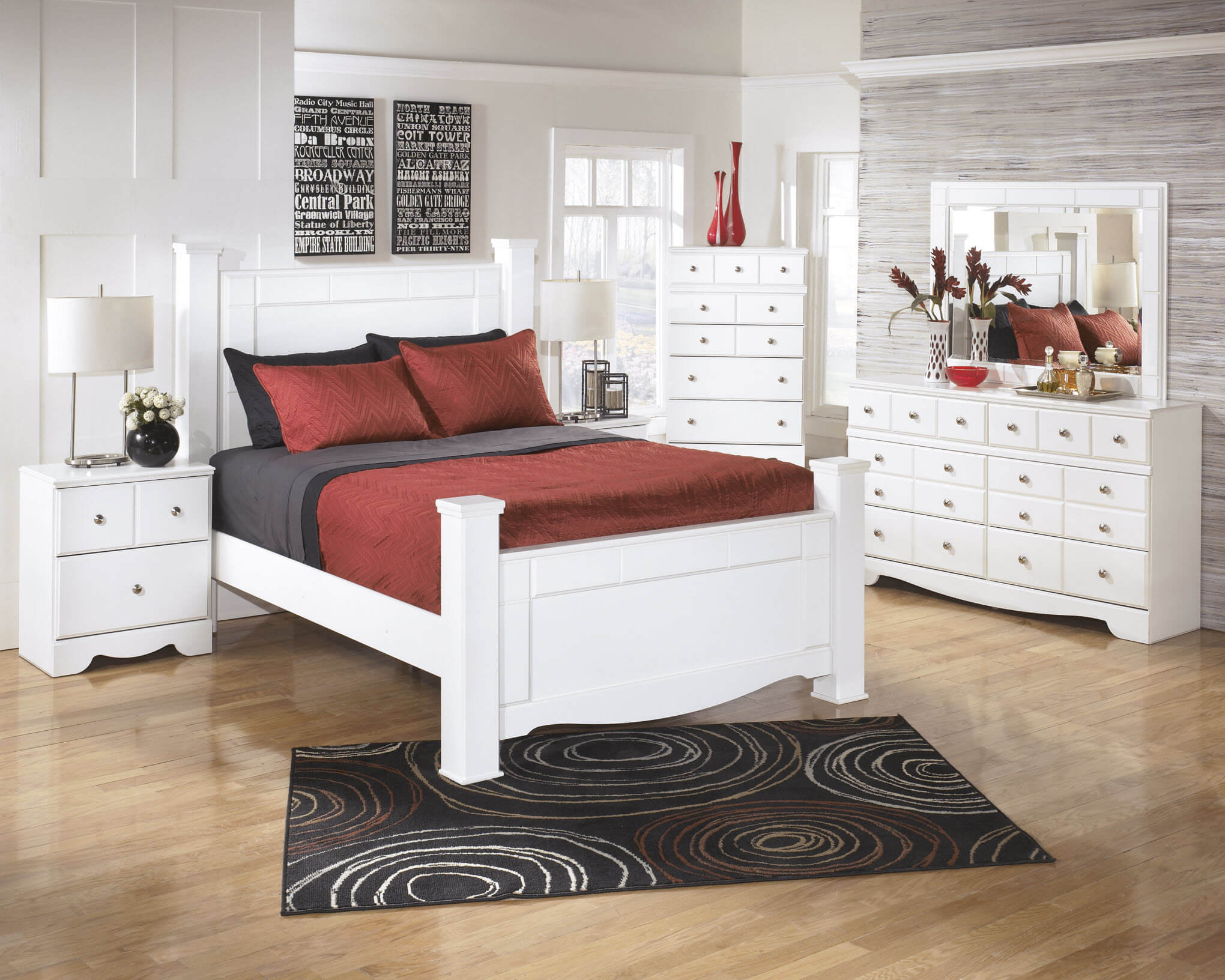 Weeki ashley bedroom set bedroom furniture sets - Ashley furniture bedroom packages ...
