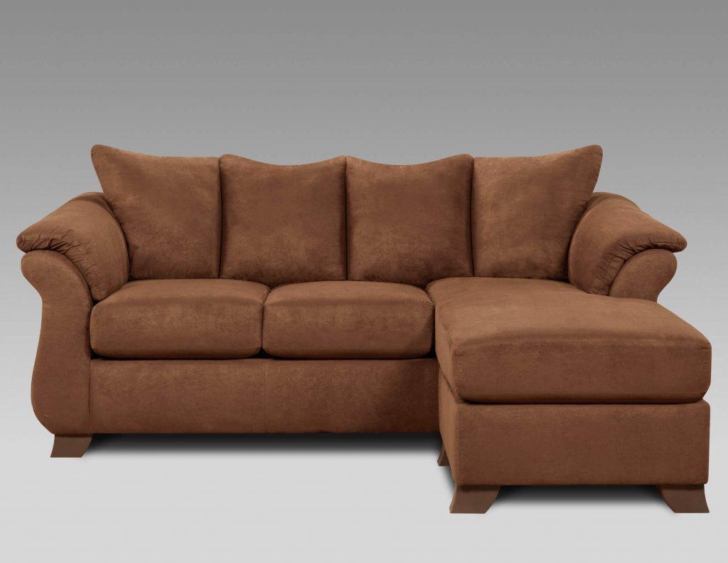 Aruba Chocolate Sofa Chaise Sectional Sofa Sets