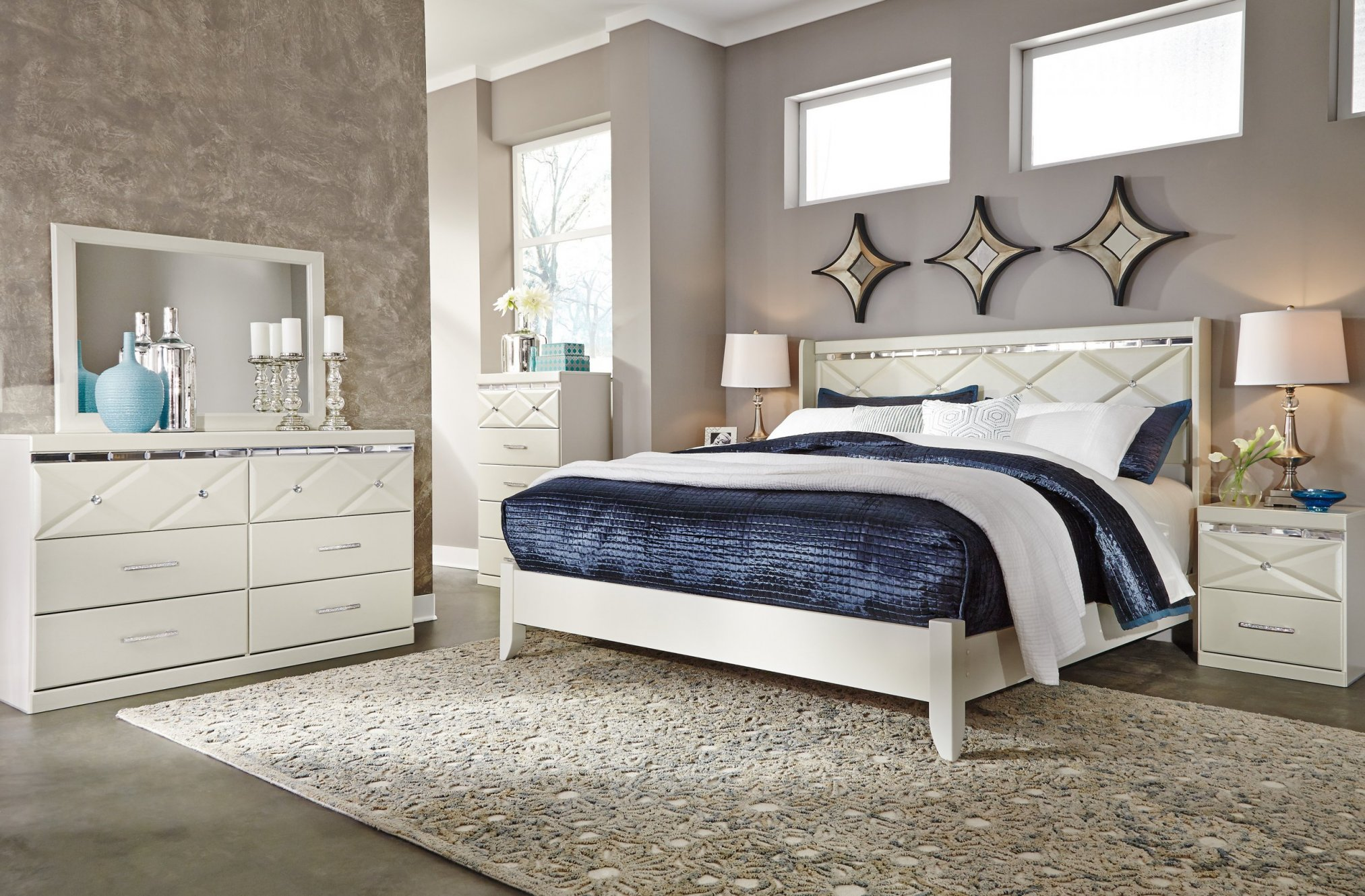 Ashley Dreamer Bedroom Set Bedroom Furniture Sets