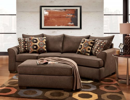 Tremendous 5750 Essence Earth 2 Pc Cuddler Sectional Discontinued Squirreltailoven Fun Painted Chair Ideas Images Squirreltailovenorg