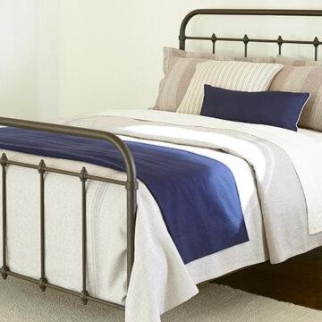 Jordan Metal Bed