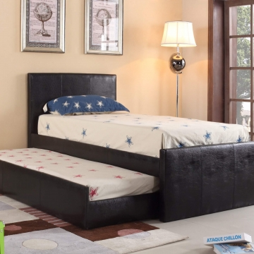 Leo Twin Trundle Bed
