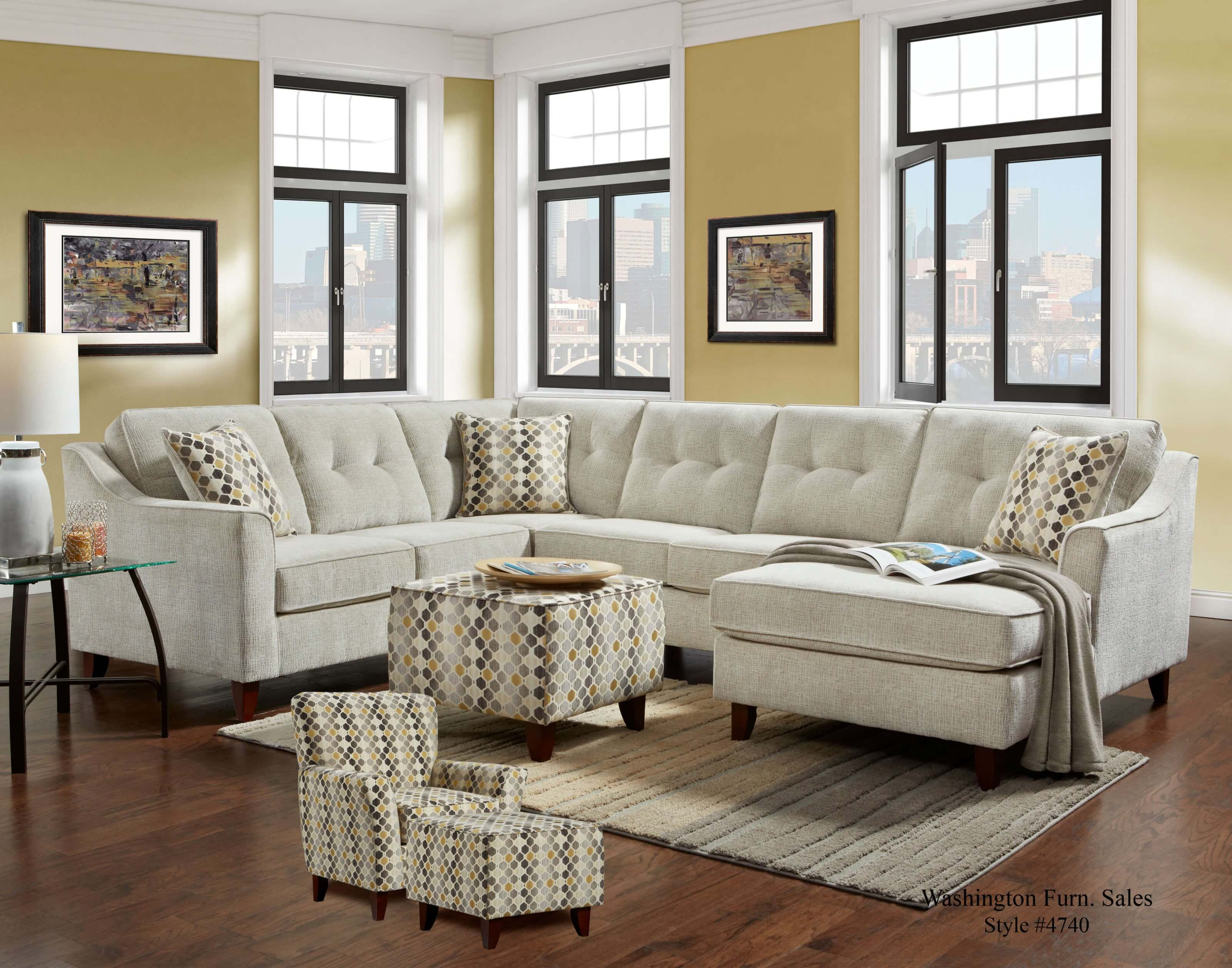 Sydney cream sectional sectional sofa sets Living room furniture sydney