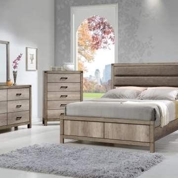 Rustic Matteo Bedroom Set