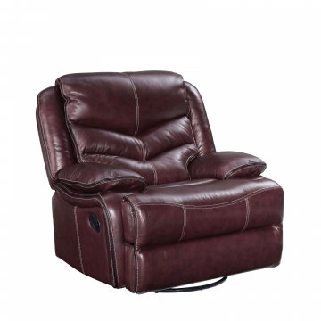 Denali Leather Reclining Sofa and Loveseat by Standard Furniture