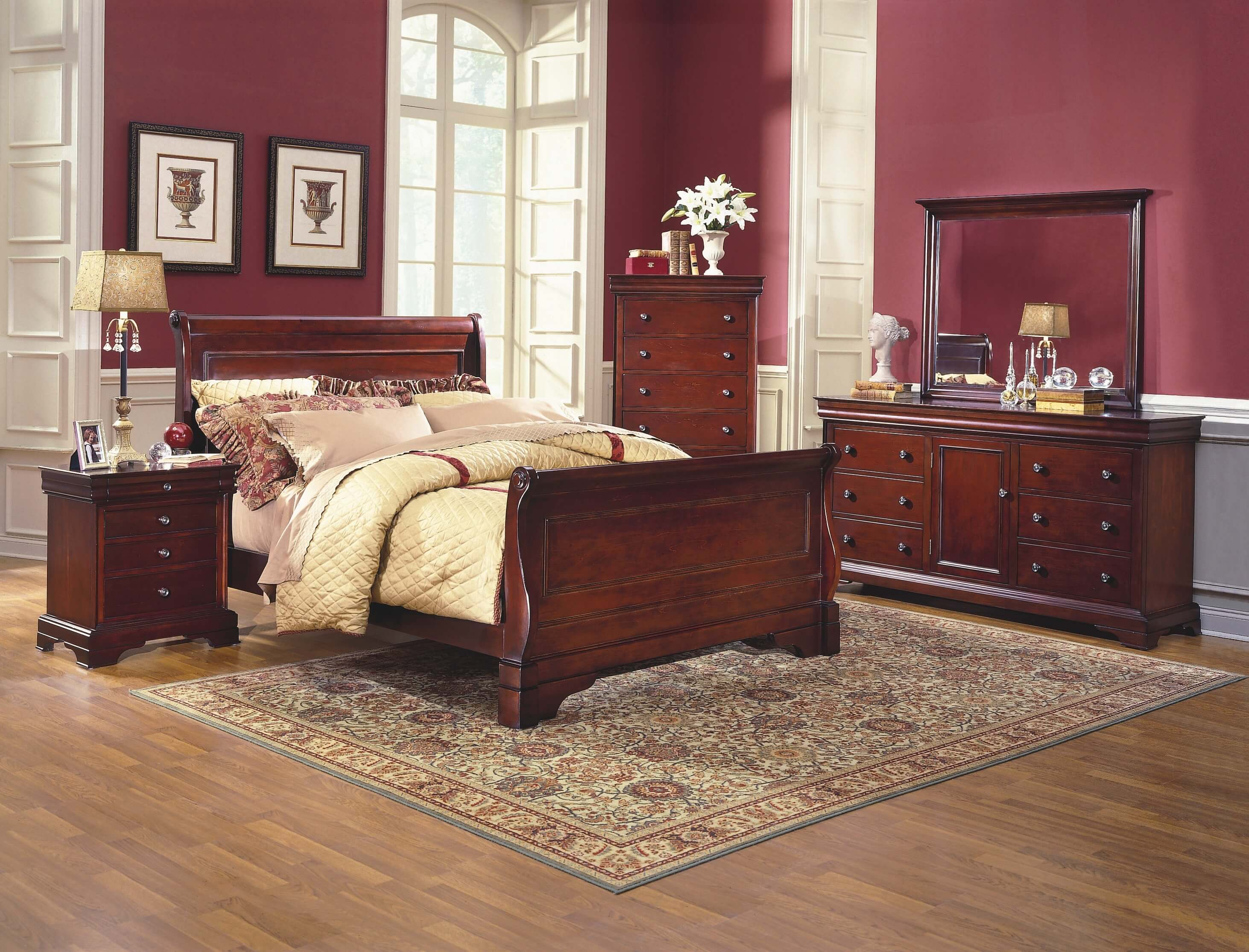 Bedroom Sets Nc versailles bedroom set | bedroom furniture sets
