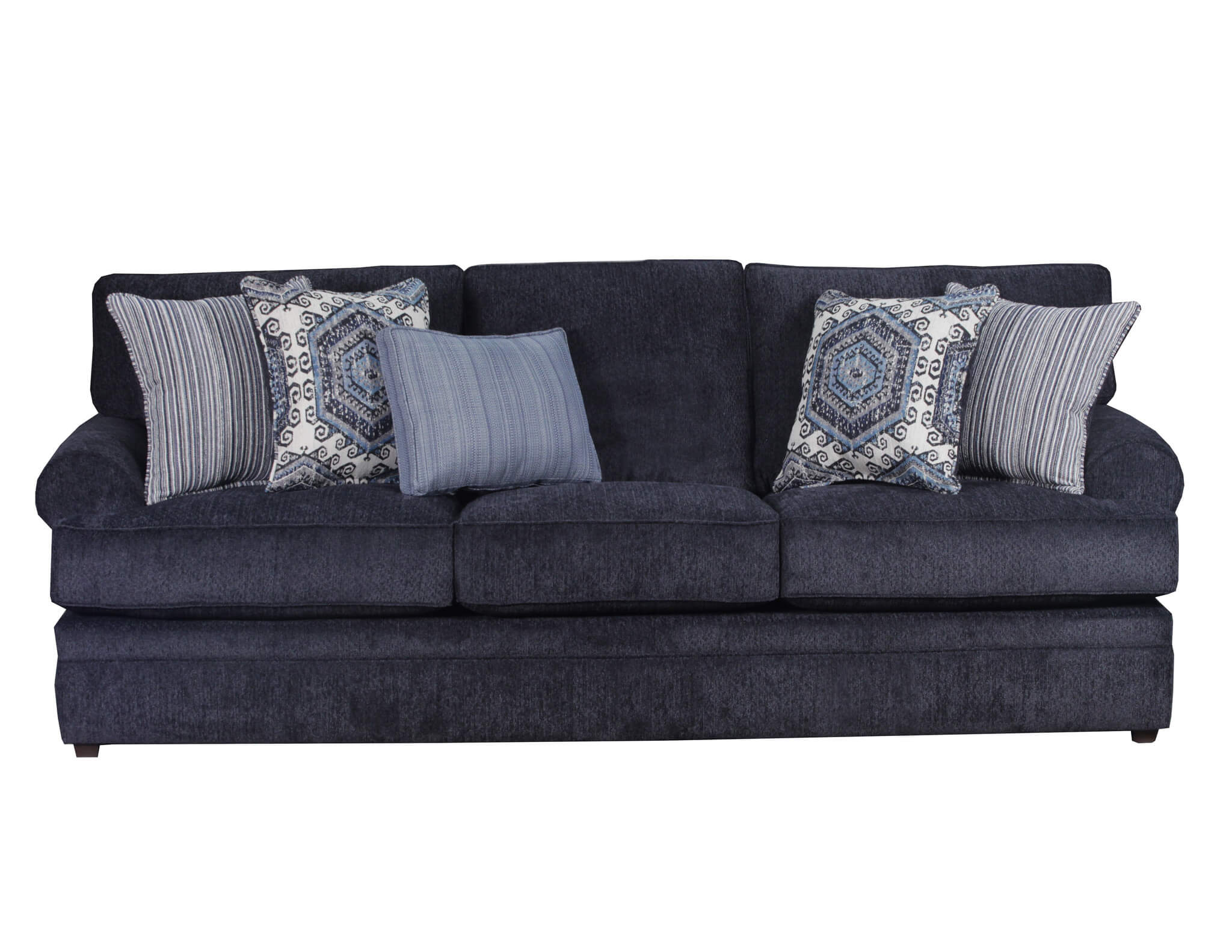 Cool 8530 Bellamy Slate Sofa And Loveseat By Simmons Pdpeps Interior Chair Design Pdpepsorg