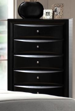 Emily Espresso Dresser by Crown Mark