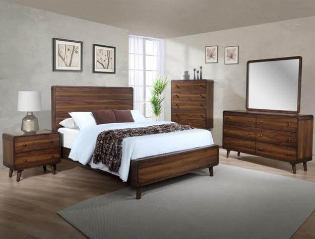 B8230 Yasmin Bedroom Set From Crown Mark