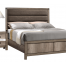 Mateo King Bed by Crown Mark