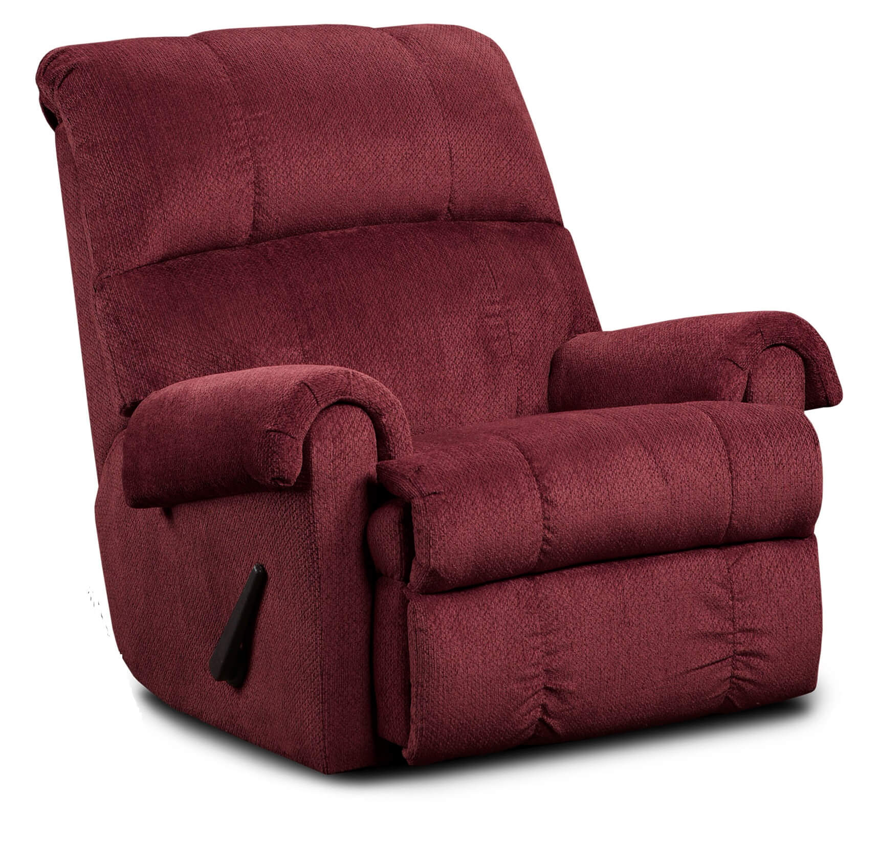 Kelly Burgundy Sofa And Loveseat Fabric Living Room Sets