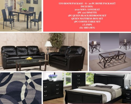 Room Package #8 Whole House Furniture 20 pieces