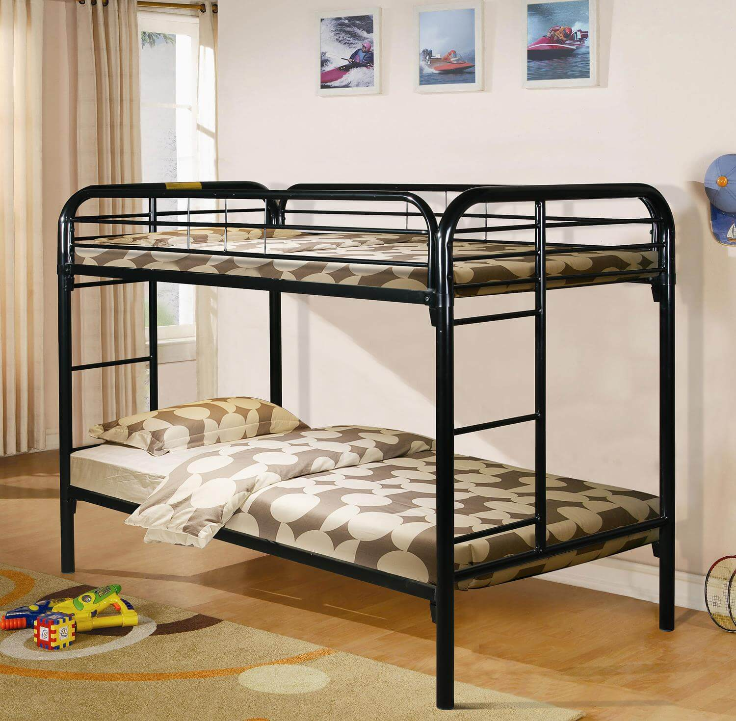 Black Iron Bunk Beds Cheaper Than Retail Price Buy Clothing Accessories And Lifestyle Products For Women Men