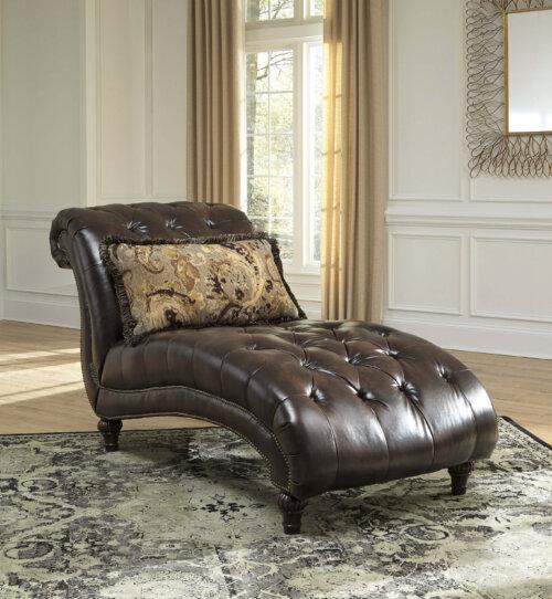 Winnsboro Classic Sofa and Loveseat