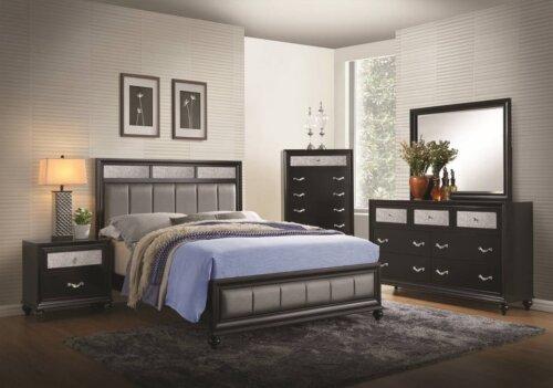 Barzini Bedroom Set