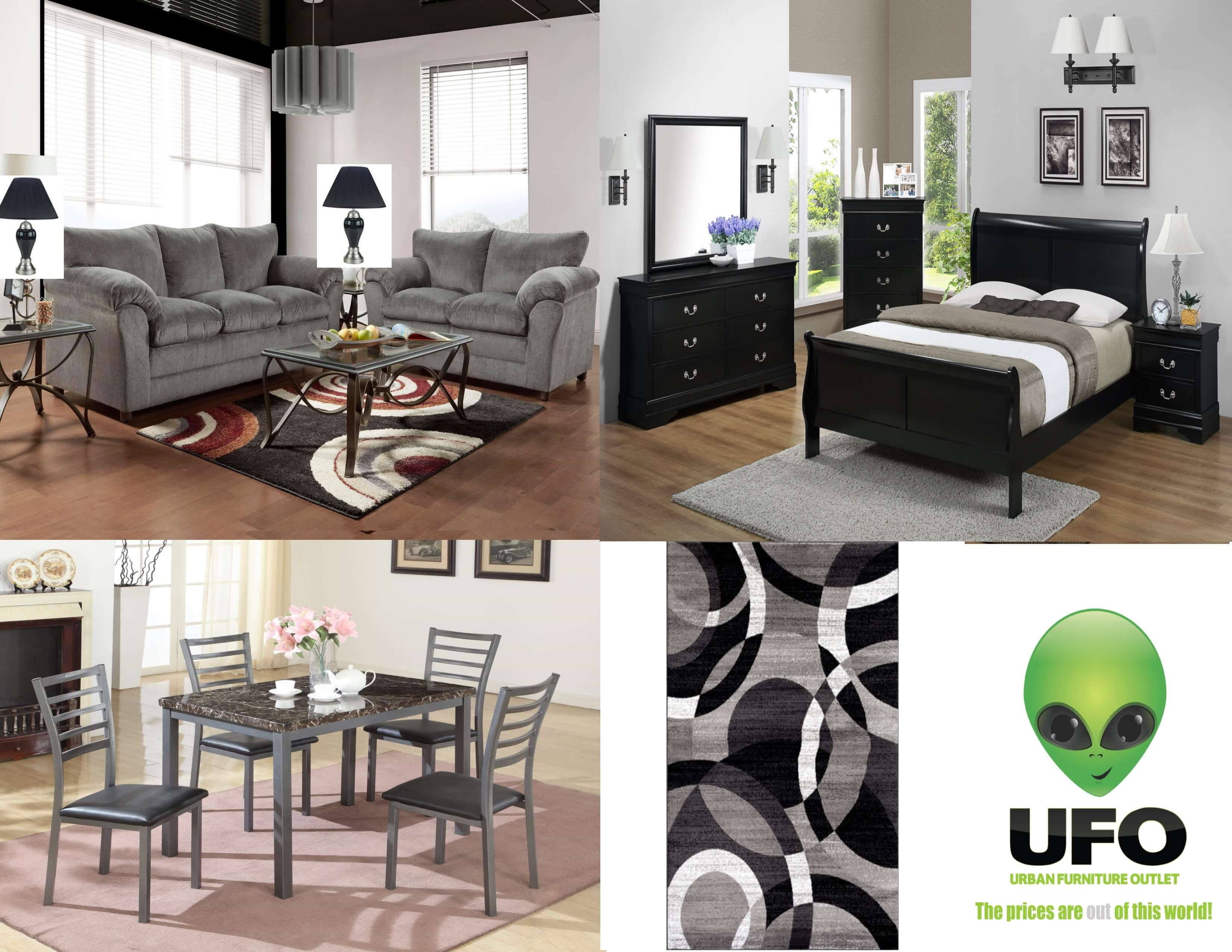 Urban House Furniture With Room Package 7 Entire House Furniture 20 Pieces