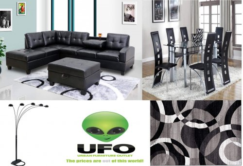 Multi Room Furniture Package