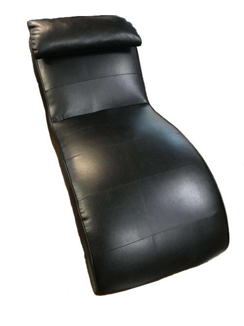 Bravo Black Chaise
