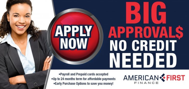 No Credit Check FInancing Delaware